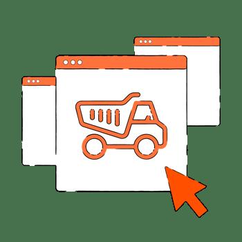 manage hauling digitally