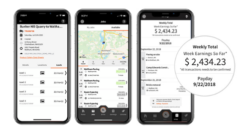 TRUX Drive Product Screenshots