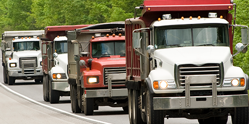 Get Dump Truck Contracts